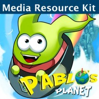Pablo's Planet HD Media Kit